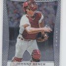 Johnny Bench Baseball Trading Card Single 2012 Panini Prizm 141  Reds