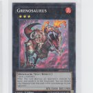 Grenosaurus Shatterfoil Single 1996 YuGiOh Konami BP03-EN116 Rare x1