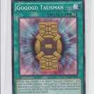 GoGoGo Talisman Single 1996 YuGiOh Konami SECE-EN098 Common x1