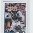 Yasmani Grandal Trading Card Single 2014 Topps Mini 67 Padres