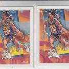 John Stockton Trading Card Lot of (3) 1991-92 Hoops #528 Jazz TC