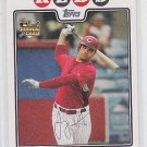 Joey Votto Rookie Card 2008 Topps Series 1 #319 Reds QTY