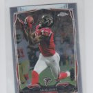 Julio Jones Trading Card Single 2014 Topps Chrome Mini #88 Falcons