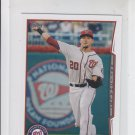 Ian Desmond Trading Card Single 2014 Topps Mini #116 Nationals