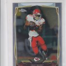 Eric Berry Trading Card Single 2014 Topps Chrome Mini #44 Chiefs