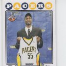 Roy Hibbert RC Trading Card Single 2008-09 Topps #212 Pacers