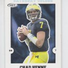 Chad Henne Saturday Colors Insert 2008 Sage HIt #S-3 Michigan