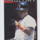 Barry Bonds Cover Glory 1998 UD Collector's Choice #11 Giants NM Chipping
