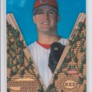 Rob Bell RC Trading Card 2000 Pacific Invincible #38 Reds *BILL
