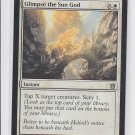 Glimpse of the Sun God 2014 Magic The Gathering Born of the Gods 013/165 x1