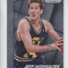 Jeff Hornacek Trading Card Single 2014-15 Panini Prizm #191 Jazz