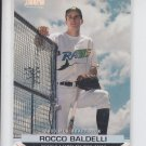 Rocco Baldelli  Rookie RC 2000 Topps Stadium Club #164 Rays *BILL