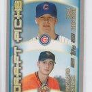 Richard Stahl & Ben Christensen RC 2000 Topps #450 Orioles Cubs  *BILL