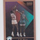 J.R. Reid RC Basketball Trading Card 1990-91 Skybox #32 Hornets