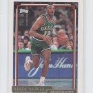 Derek Harper Gold Parallel 1992-93 Topps #93 Mavericks