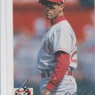 Will Clark Silver Signature Parallel 1994 UD Collectors Choice 540 Rangers *BILL