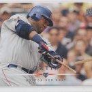 David Ortiz Baseball Trading card 2008 Upper Deck #434 Red Sox