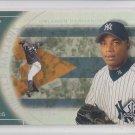 Orlando Hernandez United Nations insert 2000 UD SP AUthentic #UN3 Yankees *BILL