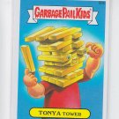 Tonya Tower Trading Card Single 2014 Topps Garbage Pail Kids #80b