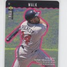 Kirby Puckett You Make The Play Walk 1995 UD Collector's Choice #32 Twins *BILL