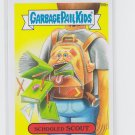 Schooled Scout Trading Card Single 2014 Topps Garbage Pail Kids #90b