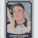 Harmon Killebrew Trading Card Single 1988 Pacific Legends #86 Twins