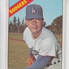 Jim Brewer Baseball Trading Card 1966 OPC #158 Dodgers NMT Centered *BILL
