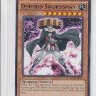 DoDoDo Swordsman1st Edition YuGiOh SECE-EN092 x1 Common