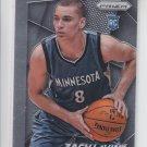 Zach Lavine RC Trading Card Single 2014-15 Panini Prizm #262 Timberwolves