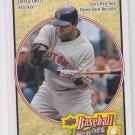 David Ortiz Baseball Trading Card 2008 Upper Deck Heroes #21 Red Sox