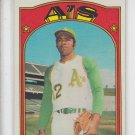 Tommy Davis Baseball Trading Card 1972 Topps #41 Athletics NMT *BILL