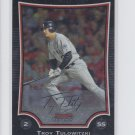 Troy Tulowitzki Trading Card 2009 Bowman Chrome #153 Rockies