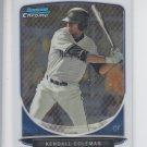 Kendall Coleman Trading Card Single 2013 Bowman Chrome Draft #BDPP78 Yankees