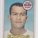 Jesus Alou Baseball Trading Card 1969 OPC #22 Expos EX *BILL