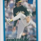 Dennis Eckersley Trading Card 1995 UD Collector's Choice SE #44 A's *ABC *BILL