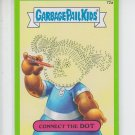 Connect The Dot Green Parallel SP 2014 Topps Garbage Pail Kids Series 2 #72a