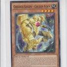 GoGoGo Golum Golden Form 1st Edition YuGiOh YuGiOh SECE-EN090 x1 Common