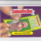 Instant Wynn 2013 Topps Garbage Pail Kids Series 2 Trading Card #77a