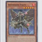 Infernoid Piaty 1st Edition YuGiOh SECE-EN016 x1 Common
