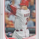 Henry Rodriguez RC Trading Card 2013 Topps #86 Reds