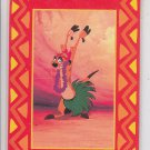 Timon Popup Chase Card Skybox Lion King #P6