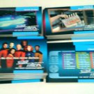 Star Trek The Next Generation TNG 1992 Impel Inaugural Edition 120 Cards