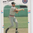 Alan Trammell Trading Card 1988 Fleer #74 Tigers