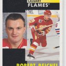 Robert Reichel RC 1991-92 Pinnacle #56 Flames