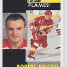 Robert Reichel RC 1991-92 Pinnacle #56 Flames