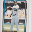 Mike Sharperson Topps Gold Parallel 1992 Topps #627 Dodgers