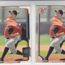 Mark Appel Trading Card Lot of (2) 2015 Bowman #BP85 Astros