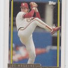 Joe Magrane Gold Parallel 1992 Topps #783 Cardinals