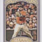 Pablo Sandoval Trading Card Single 2012 Topps Gypsy Queen #105 Red Sox