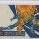 Human Torch Suspended Animation 1994 Marvel Universe #1 *ED